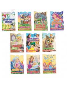 Büyük Şekilli Dünya Klasikleri (10 Kitap ) Karatay Çocuk Yayınları