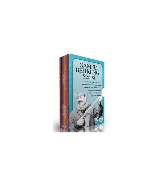 Maviçatı Yayınları Samed Behrengi Seti 10 Kitap