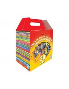 Maviçatı Yayınları Çocuk Klasiklerinden Seçme Eserler 30 Kitap