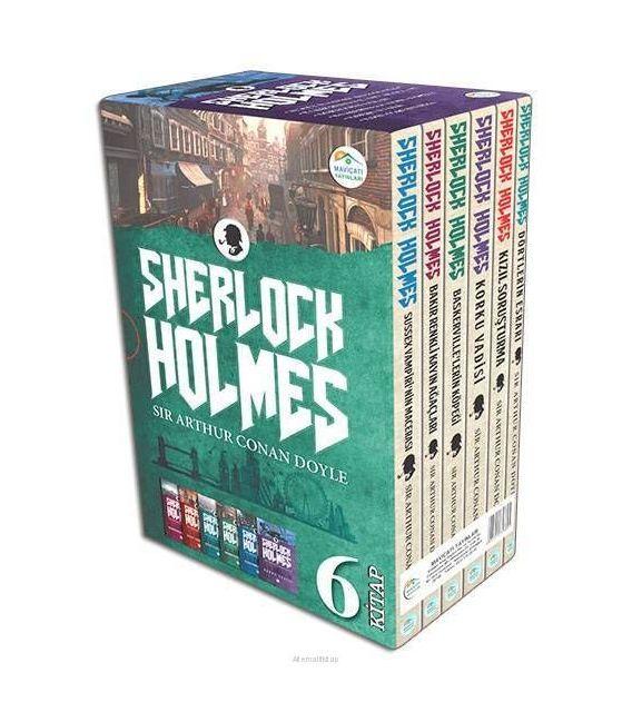 Maviçatı Yayınları Sherlock Holmes Seti 6 Kitap