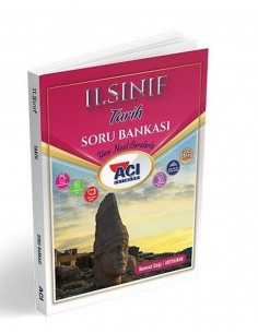 Efsane Yayınları 11. Sınıf Tarih Soru Bankası