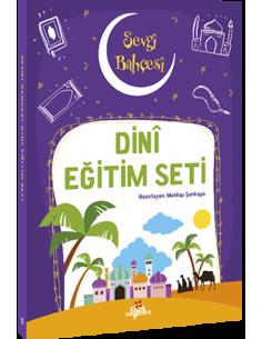 Düş Değirmeni Yayınları Sevgi Bahçesi Dini Eğitim Seti (5 Kitap)