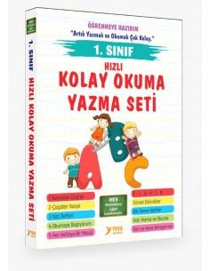Yuva Yayınları Okuma Yazma Seti ( 5 Kitap )