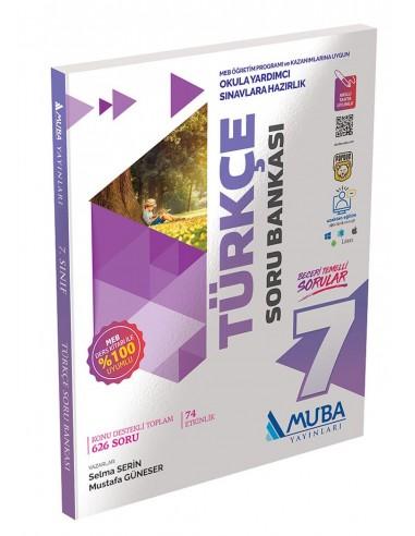 Muba Yayınları 7. Sınıf Türkçe Soru Bankası