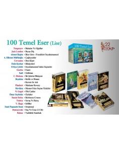 İskele Yayınları 100 Temel Eser (22 Kitap-Lise)