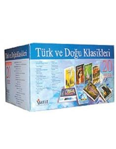 İskele Yayınları Türk ve Doğu Klasikleri (20 Kitap Kutulu)