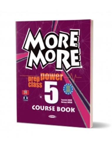 Kurmay Yayınları  More More  5 Power Course Book