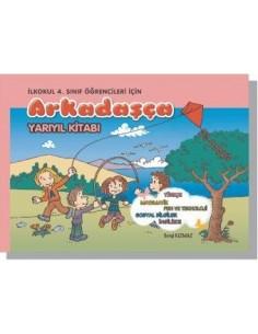Arkadaş Yayınları 4.Sınıf Yarıyıl Tatil Kitabı