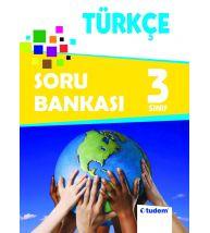 Tudem Yayınları İlkokul 3.Sınıf Türkçe Soru Bankası