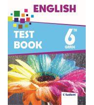 Tudem Yayınları Ortaokul 6.Sınıf English Test Book