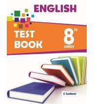 Tudem Yayınları Ortaokul 8.Sınıf English Test Book