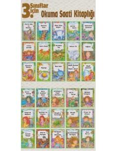 Limon Kitap İlkokul 3.Sınıflar İçin Okuma Saati Kitaplığı