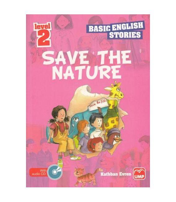 UMP Yayınları Ortaokul 5.Sınıf Basic English Stories Save The Nature
