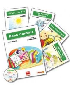 UMP Yayınları Ortaokul 6.Sınıf Merit Readers İngilizce Hikaye Seti