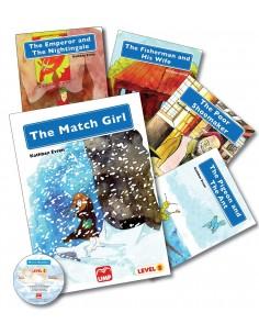 UMP Yayınları Ortaokul 8.Sınıf Merit Readers İngilizce Hikaye Seti