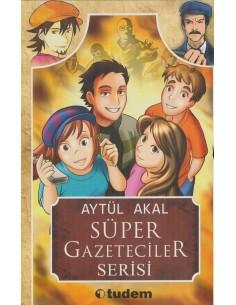 Tudem Yayınları Süper Gazeteciler Serisi