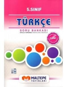 Maltepe Yayınları Ortaokul 5.Sınıf Türkçe Soru Bankası