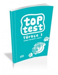Top Yayıncılık 1. Sınıf Toptest Türkçe