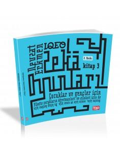 Top Yayıncılık Zeka Oyunları Kitap-3