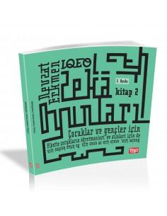 Top Yayıncılık Zeka Oyunları Kitap-2