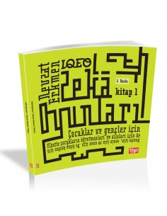 Top Yayıncılık Zeka Oyunları Kitap-1