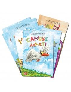 Top Yayıncılık 1. Sınıf Yaşamdan Öyküler(8 kitap)