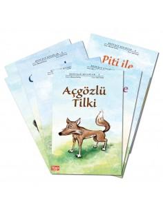 Top Yayıncılık 1. Sınıf Konuşan Kitaplar(8 Kitap)