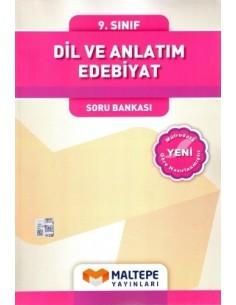 Maltepe Yayınları Lise 9.Sınıf Dil ve Anlatım - Edebiyat Soru Bankası