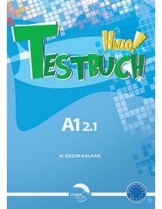 Gündüz Yayınları Lingus Hallo Testbuch A1 2.1