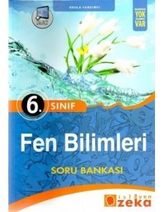 İşleyen Zeka Yayınları Ortaokul 6. Sınıf Fen Bilimleri Soru Bankası