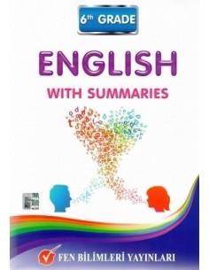 Fen Bilimleri Yayınları Ortaokul 6.Sınıf İngilizce Soru Bankası