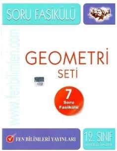 Fen Bilimleri Yayınları Lise 12.Sınıf Geometri Soru Fasikülleri