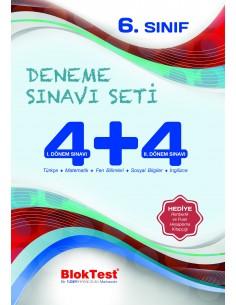 Bloktest Yayınları Ortaokul 6.Sınıf Deneme Sınavı Seti
