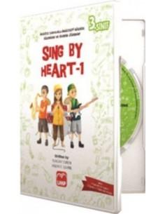 UMP Yayınları 3.Sınıf Sing By Heart 1 Etkinlik Kitabı