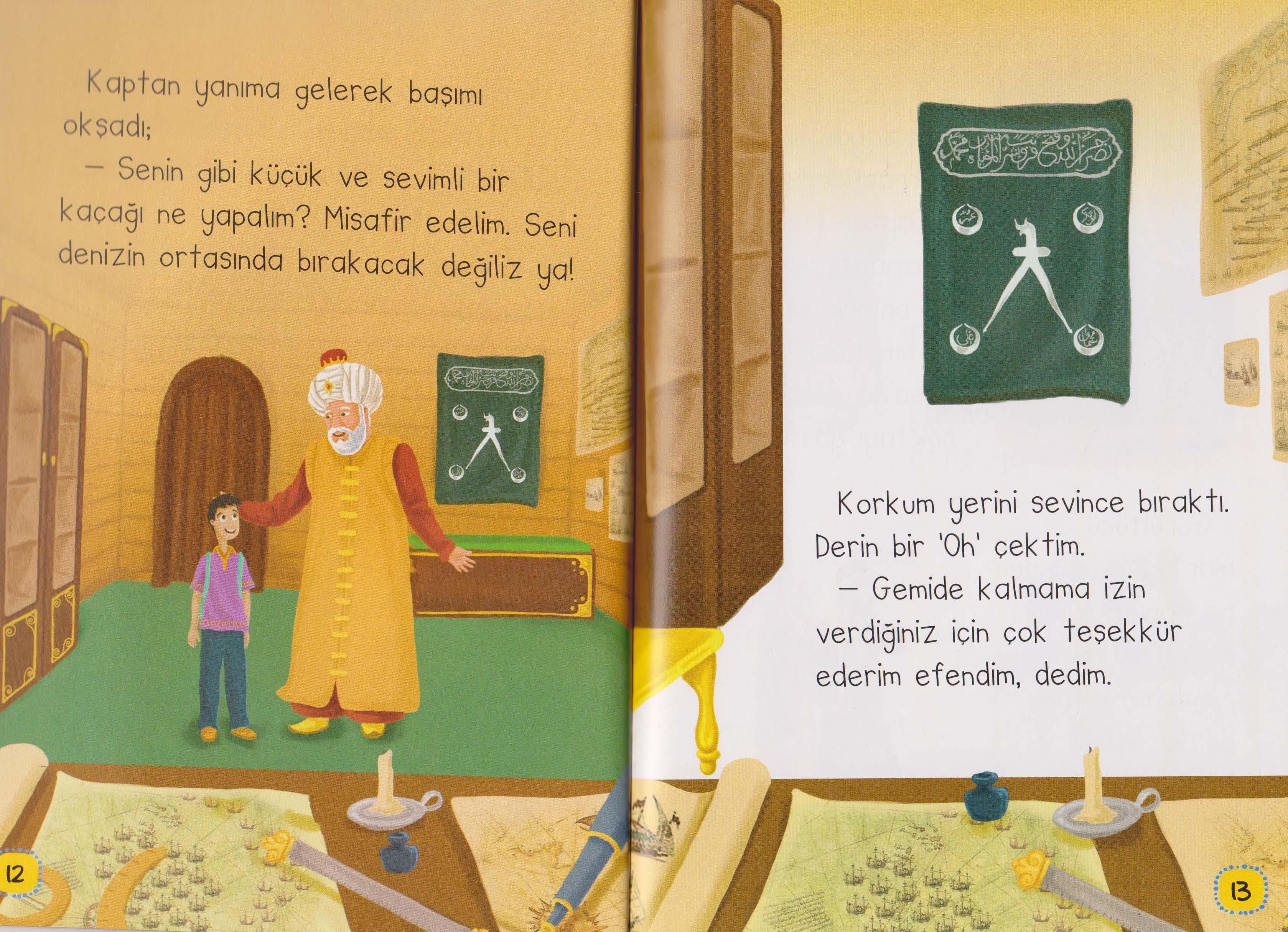 Timaş Yayınları 2 Ve 3 Sınıf ünlülerle Bir Gün Hikaye Seti 2 10